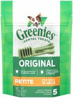 GREENIES Original Dental Treats Regular 3oz