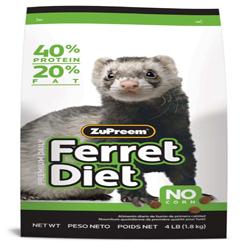 ZuPreem Premium Ferret Diet 4lb