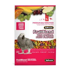 ZuPreem FruitBlend Flavor Medium-Large 2lb
