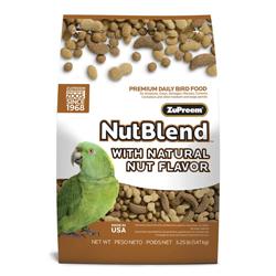 ZuPreem NutBlend Flavor 3.25lb