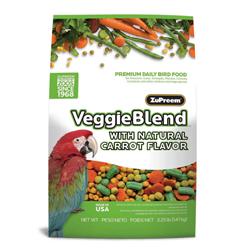 ZuPreem VeggieBlend Flavor 3.25lb