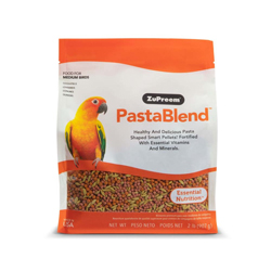ZuPreem PastaBlend Medium Birds Bird Food 2lb