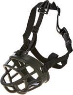 The Company Of Animals Dog Baskerville Ultra Muzzle Black Size 4